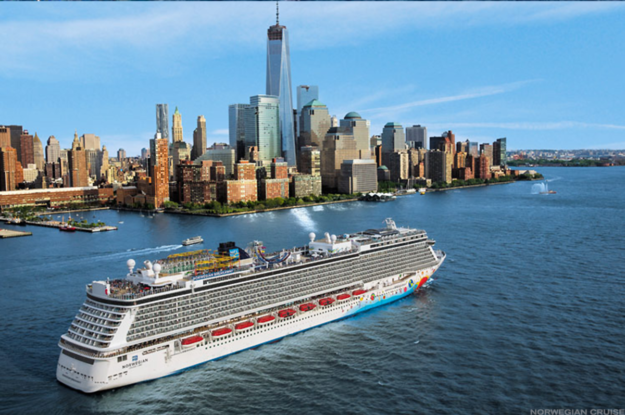 Norwegian Cruise Line raises over $2 billion to withstand 'well over' a year without revenue